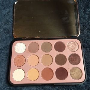 Bh cosmetics glam reflection rose pallet